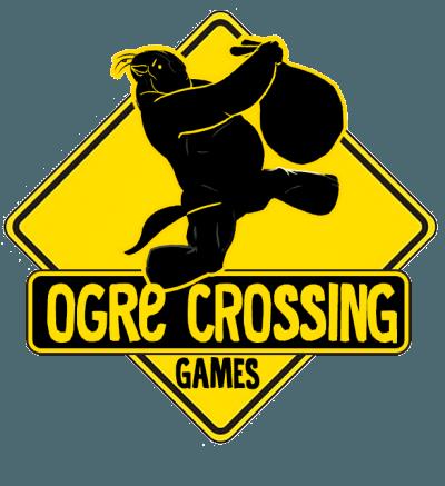 Ogre Crossing Games Logo
